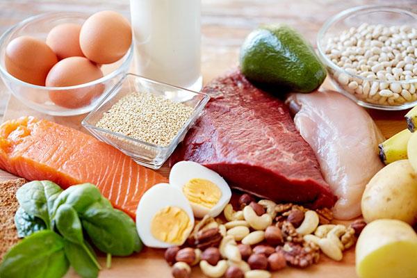 Nhóm thực phẩm giàu protein cho người tập gym